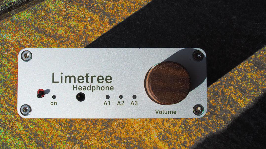 Lindemann Limetree Headphone Front