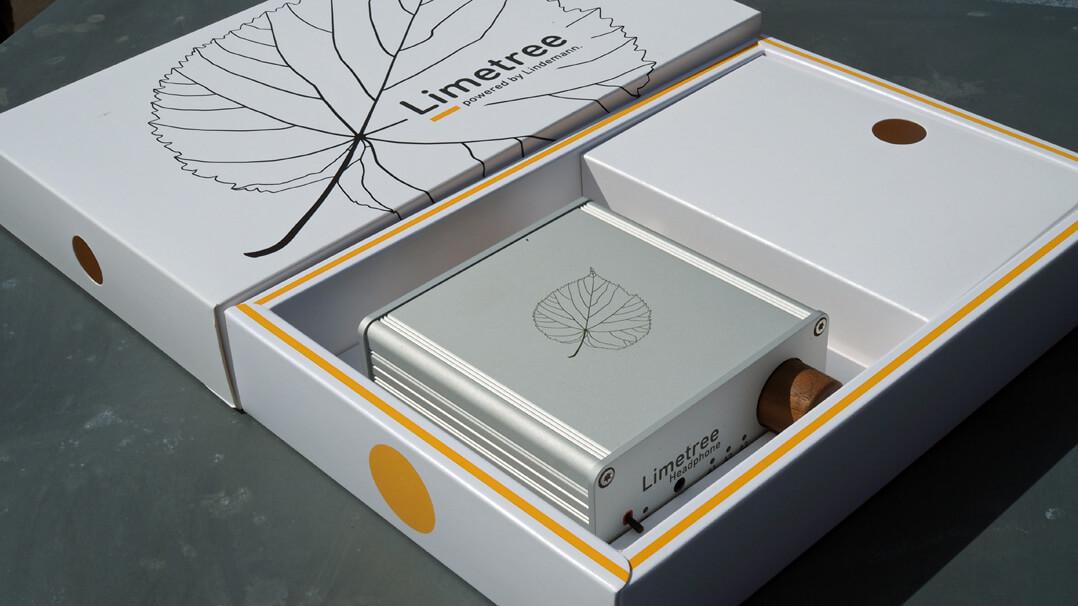 Lindemann Limetree Headphone Karton
