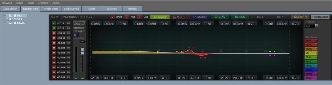Screenshot von Ascendos Steuersoftware Unos Cerator