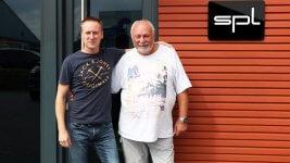 SPL electronics Heinz Middelkamp und Peter Waschke