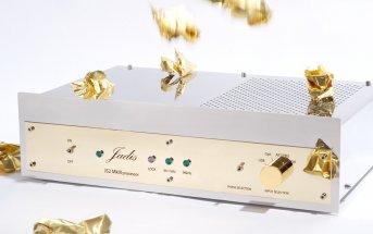 Jadis JS2 MKIII D/A-Wandler und DAC im Goldregen