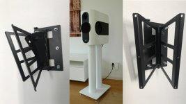 Kii Audio Wandhalterungen und Ständer