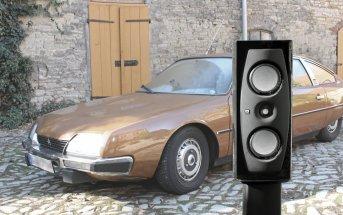 XTZ Divine Delta Konpakt-Lautsprecher