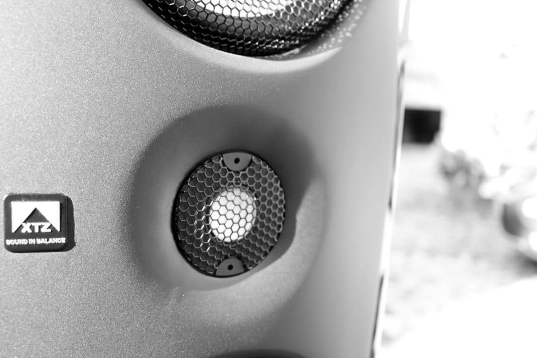 XTZ Divine Delta Lautsprecher Hochtöner