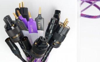 Nordost Frey 2 Netzkabel, XLR-Kabel, Lautsprecherkabel