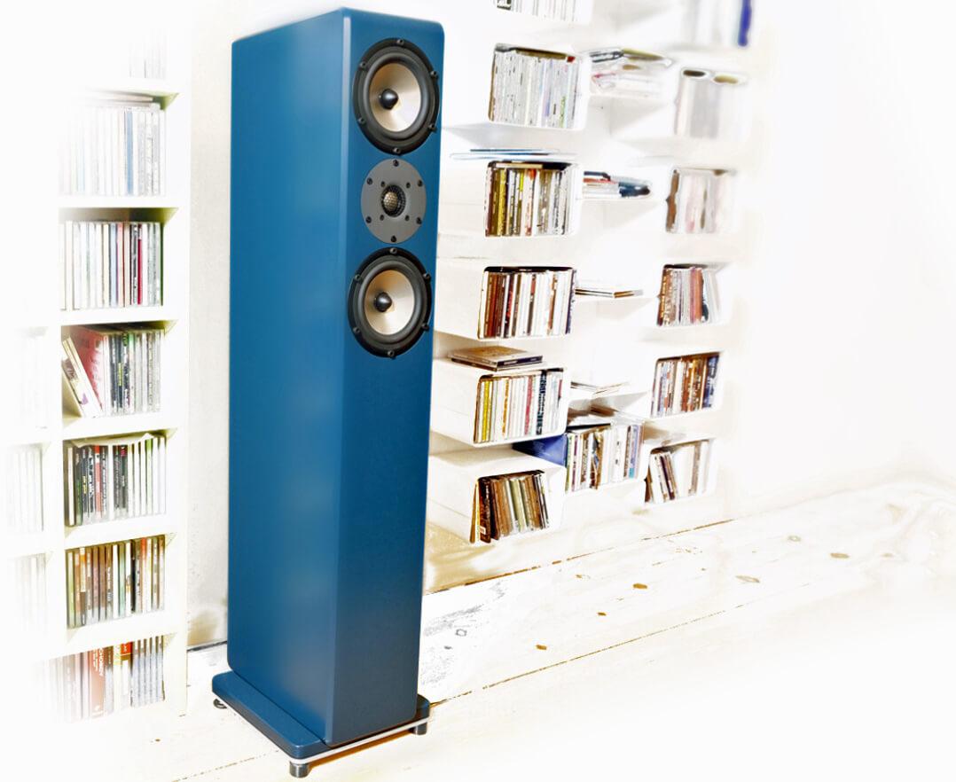 Inklang 13.3 Advanced Line Lautsprecher von vorne