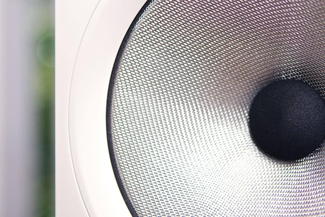 B&W 603 Lautsprecher Mitteltöner Makro
