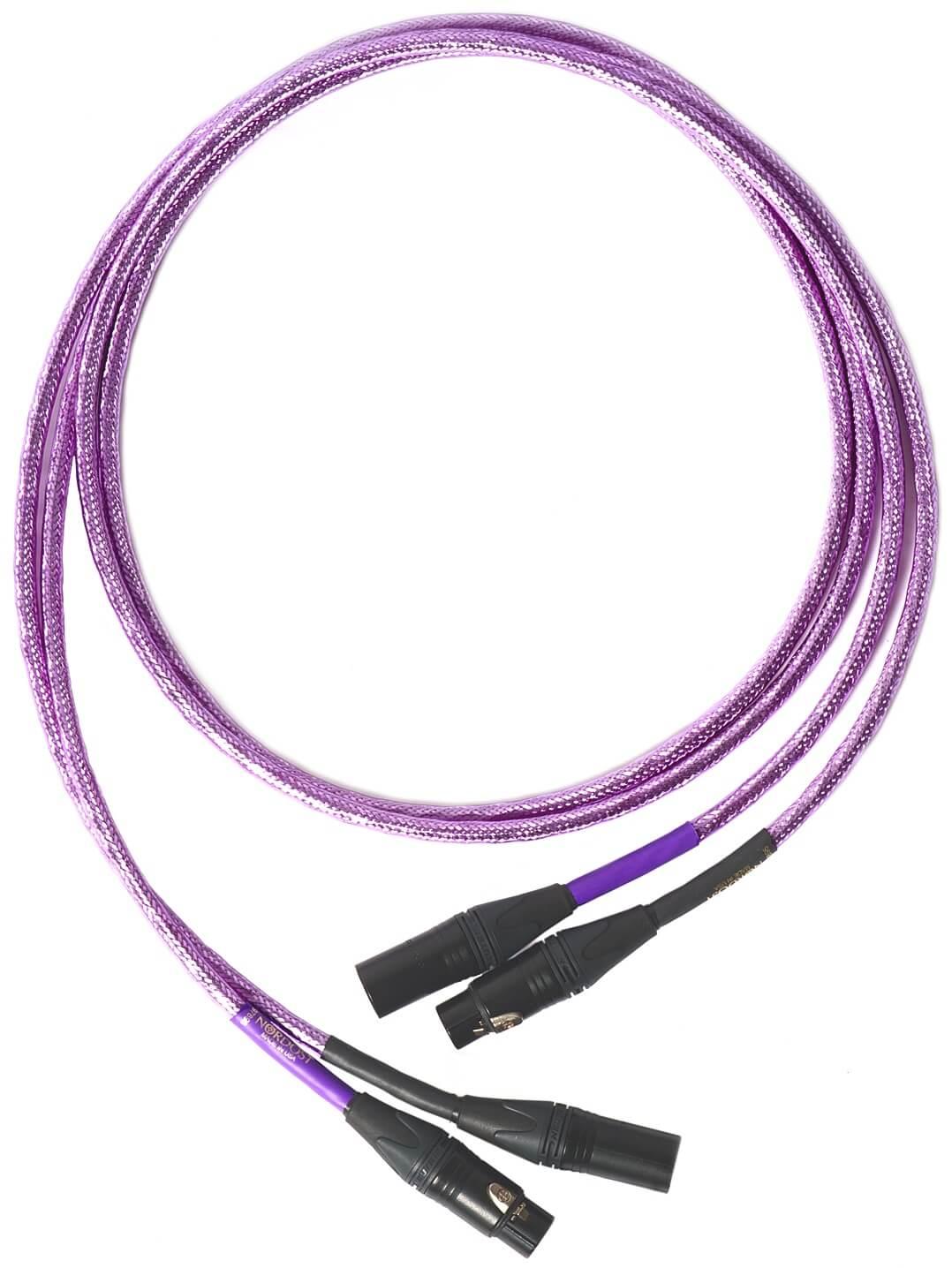 Nordost Frey 2 XLR-Kabel komplett
