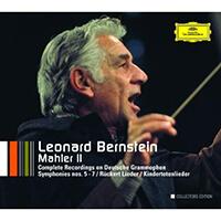 Mahler - Vol. 2 Leonard Bernstein