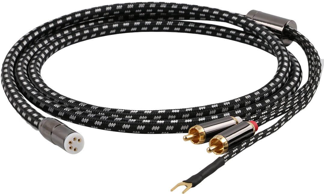 Boaacoustic Silver Galaxy - mit geradem SME-Stecker