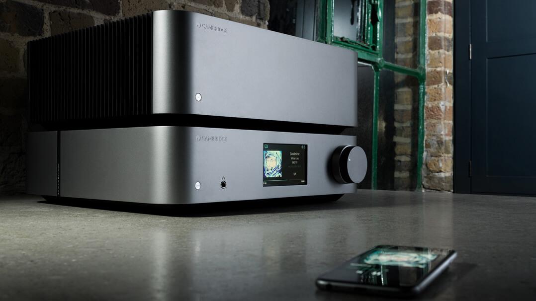 CambridCambridge Audio Edge-Serie Trade-In-Aktionge Edge NQ & Edge W - Streamer & Endstufe
