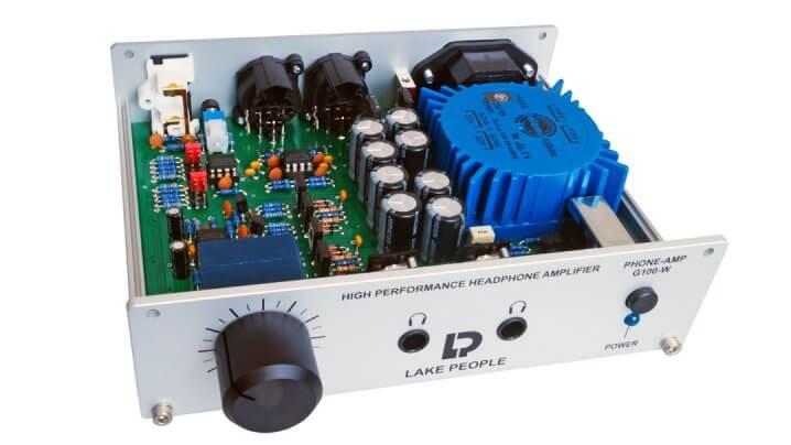 Lake People G100-W Kopfhörerverstärker