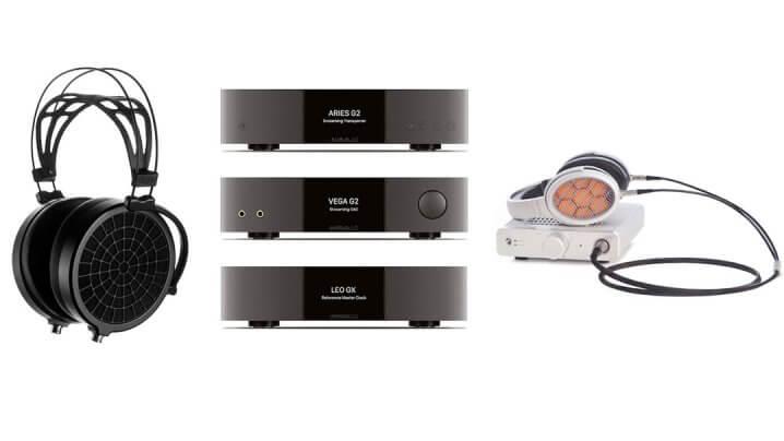 MrSpeakers Ether 2 & Sonoma Model One