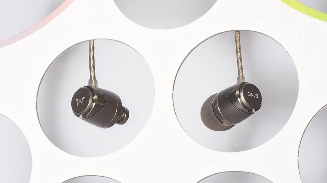 Soundmagic E11C In-Ear-Kopfhörer von hinten