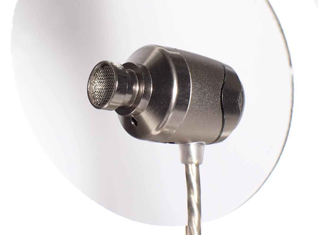 Soundmagic E11C In-Ear-Kopfhörer, runder Rahmen