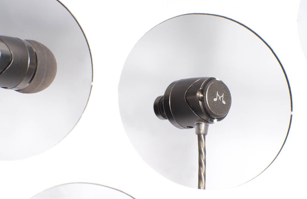 Soundmagic E11C In-Ear-Kopfhörer Rück