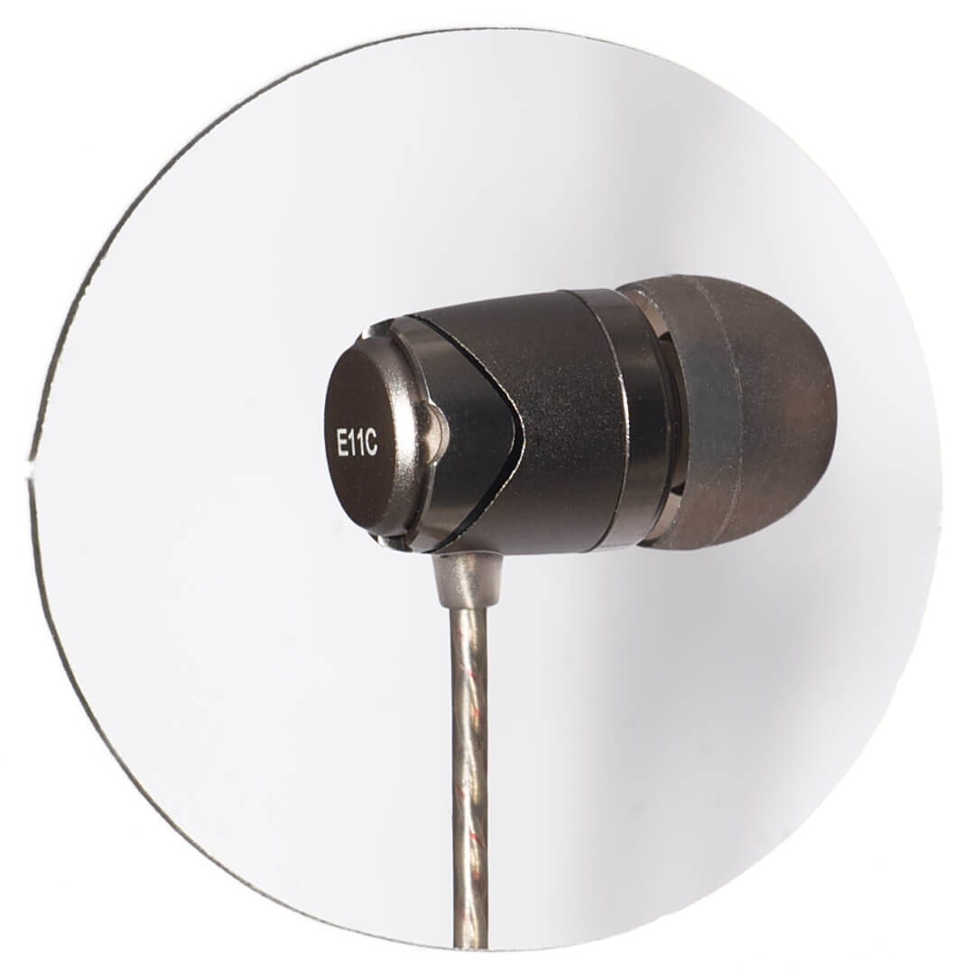 Soundmagic E11C In-Ear-Kopfhörer: einzeln, mit Ohrpassstück