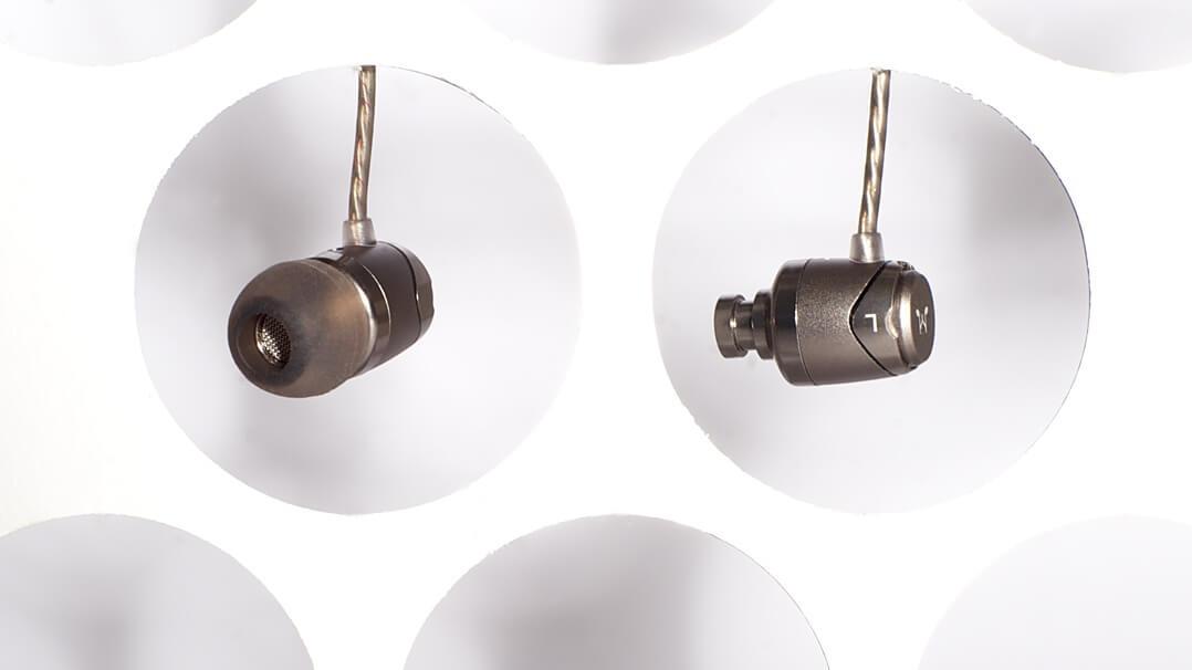 Soundmagic E11C In-Ear-Kopfhörer mit/ohne Ohrpassstück