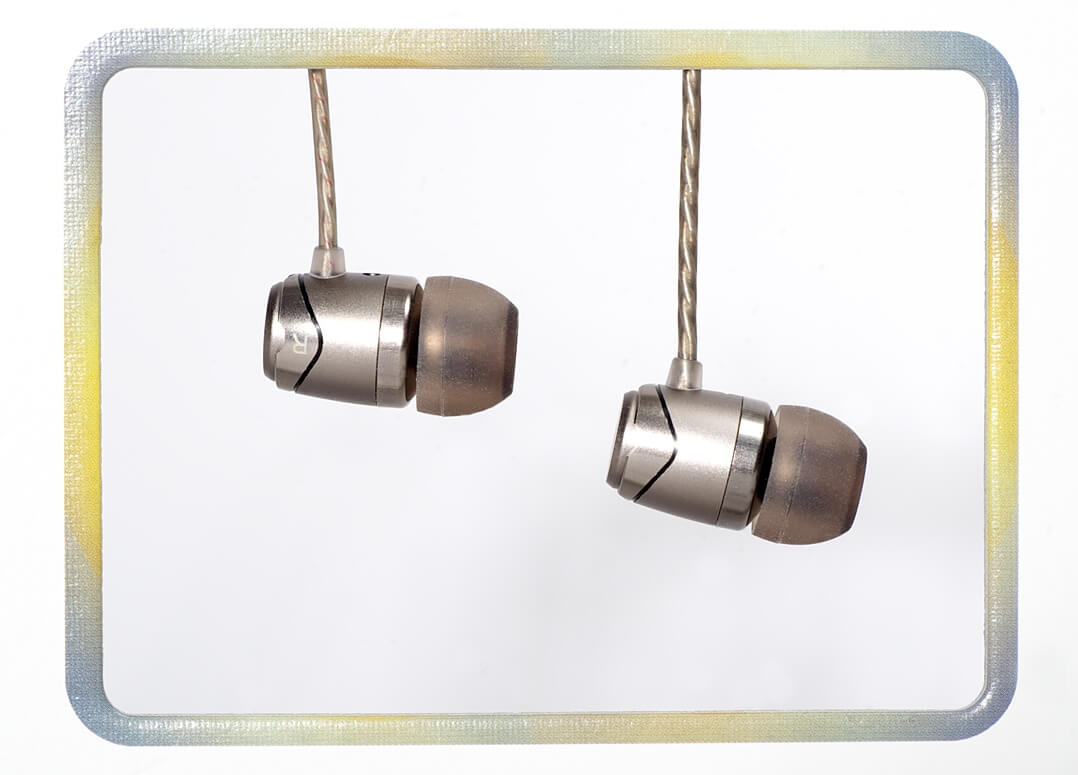 Soundmagic E11C In-Ear-Kopfhörer mit Ohrteilen