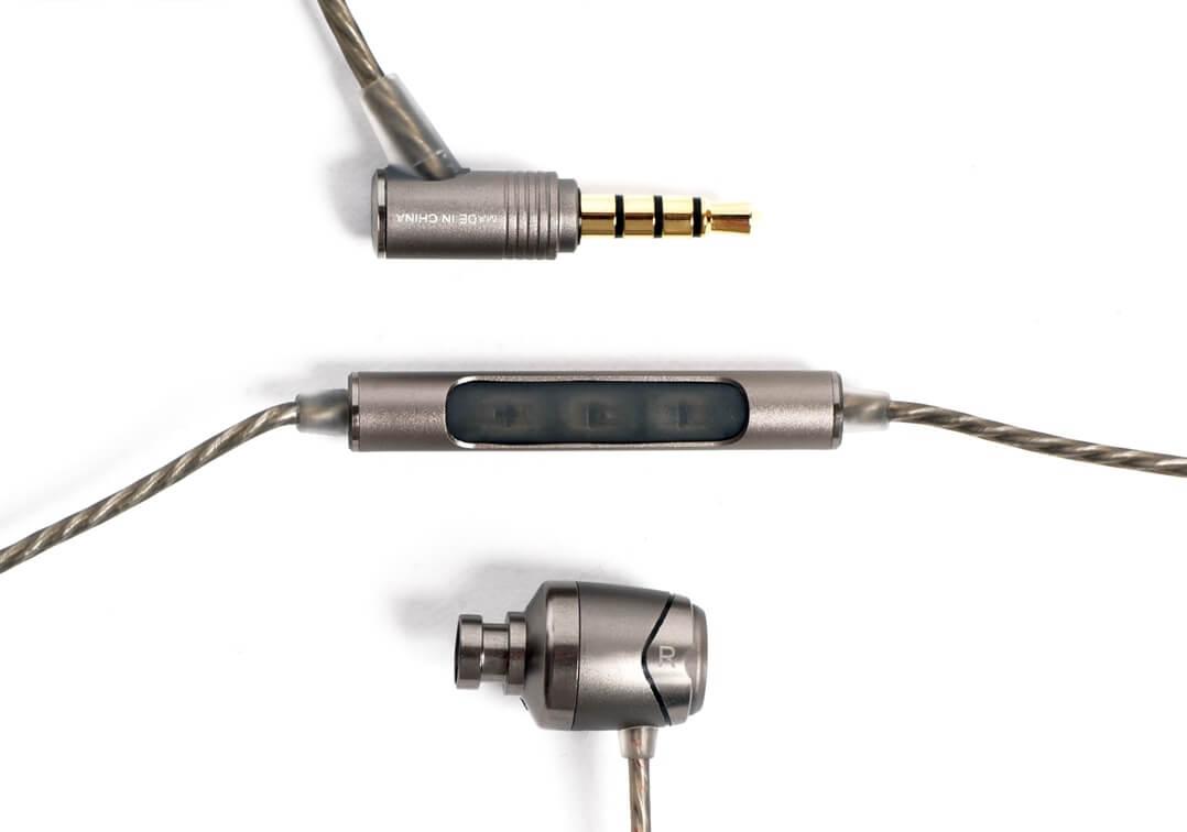 Soundmagic E11C In-Ear-Kopfhörer: mit Klinkenstecker & Steuerung