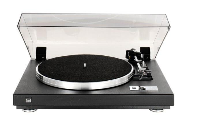 Dual CS 460 Schallplattenspieler