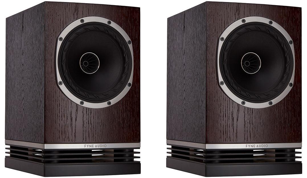 Fyne Audio F500 - die kompakte Schwester der F501