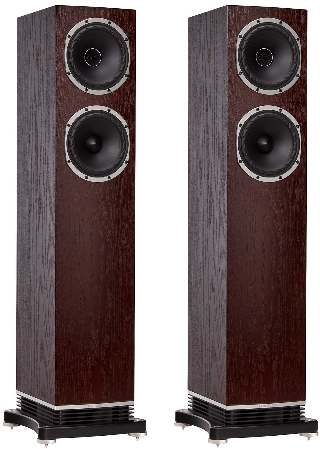 Fyne Audio F501 in Dark Oak