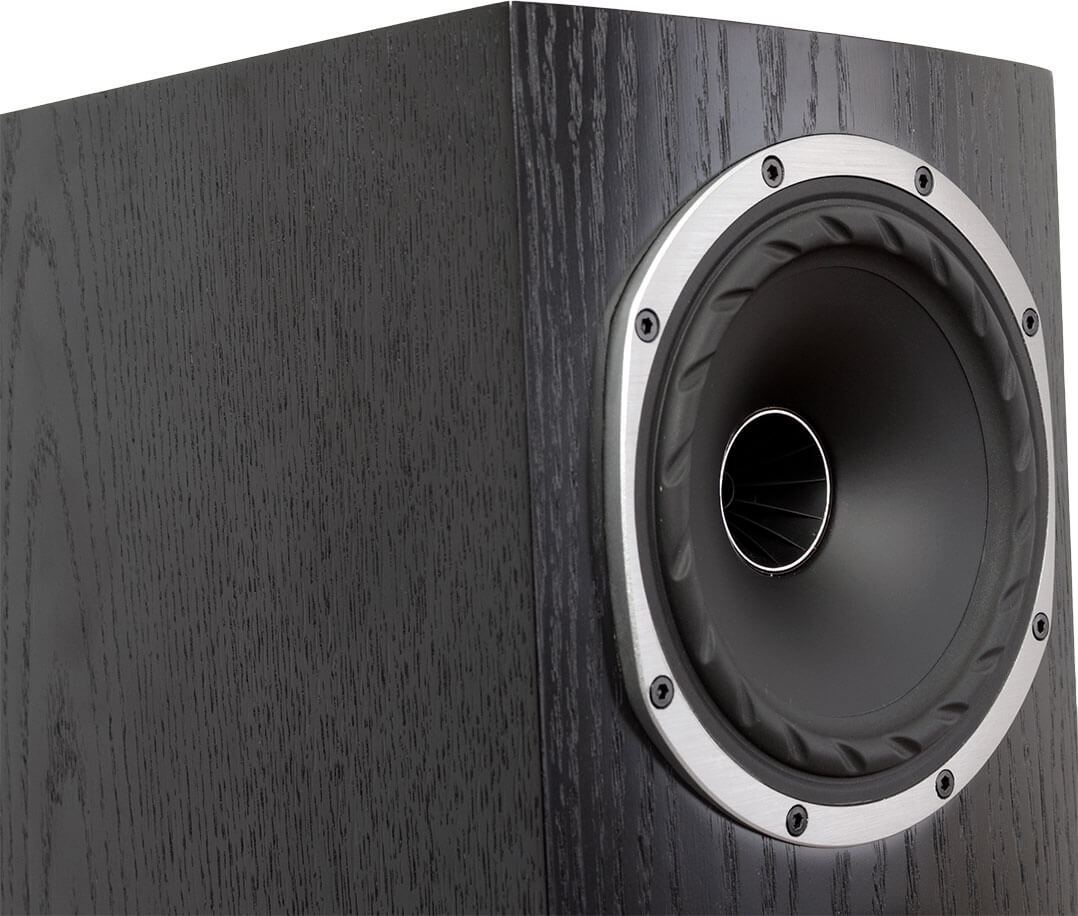 Fyne Audio F501, Koax