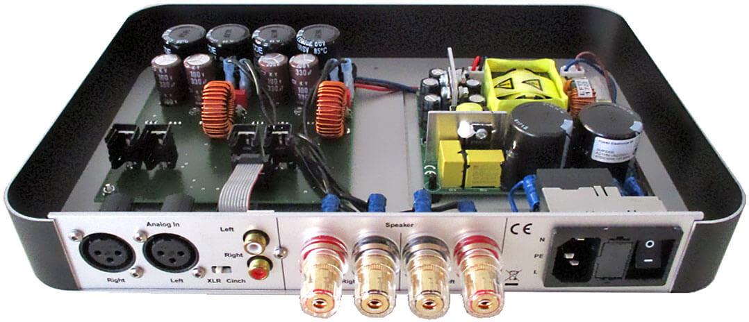 HiFiAkademie powerAmp P6s - Innen