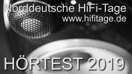 Norddeutsche HiFi Tage 2019