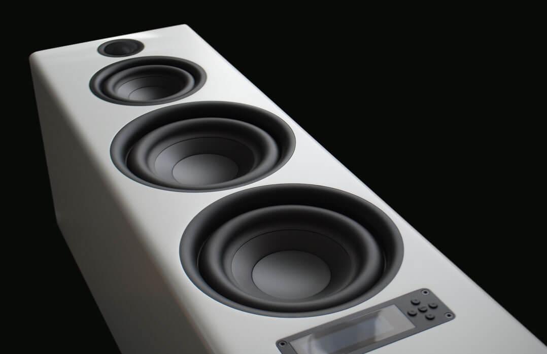 Nubert nuPro X-8000 Schallwand