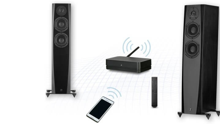 Phonar Match Air Smart Audio