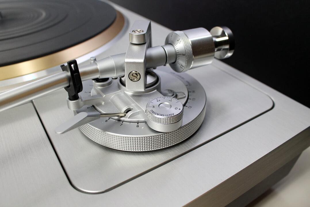 Technics SL-1000R Aufhängung