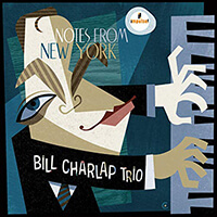 Bill Charlap Trio - Notes From New York_
