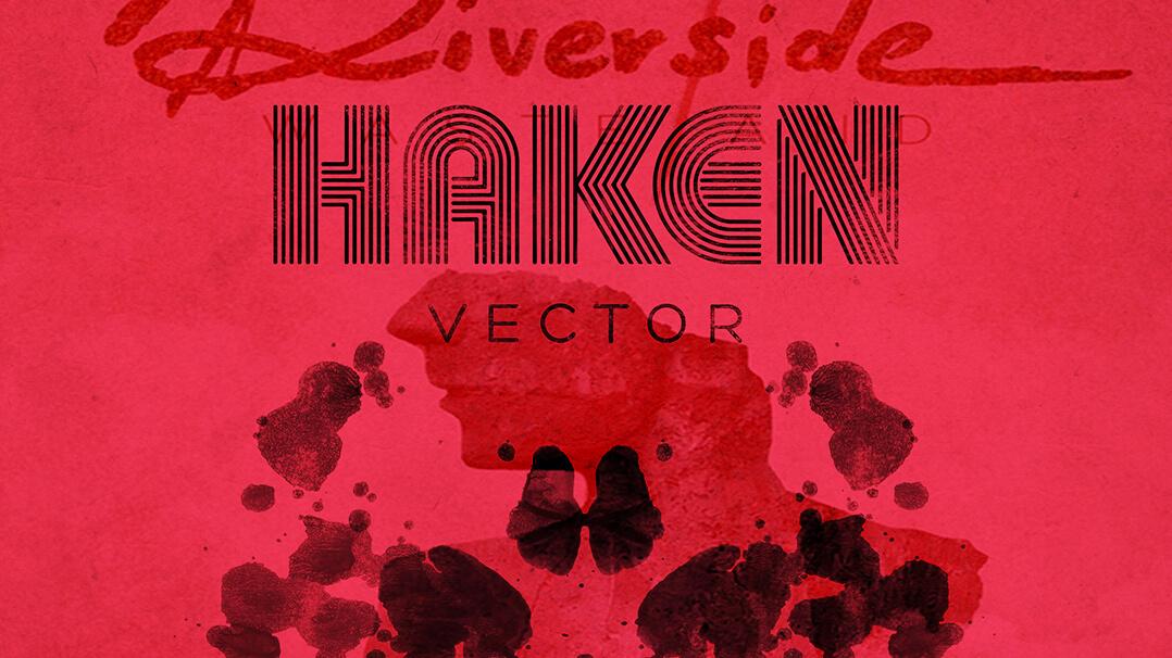 Riverside - Wasteland - Haken - Vector