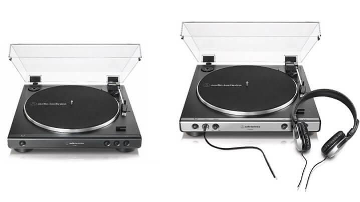 Audio-Technica Plattenspieler AT-LP60X, AT-LP60XUSB, AT-LP60XBT und AT-LP60XHP