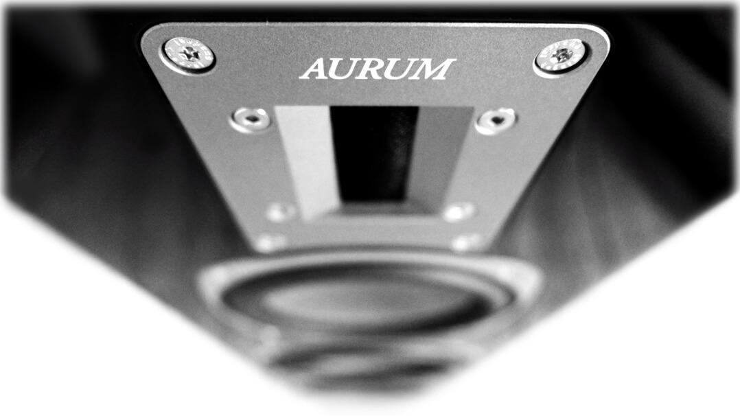 Quadral Aurum Orkan 9 von oben vorne