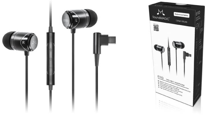 Soundmagic E11D In-Ear-mit-DAC