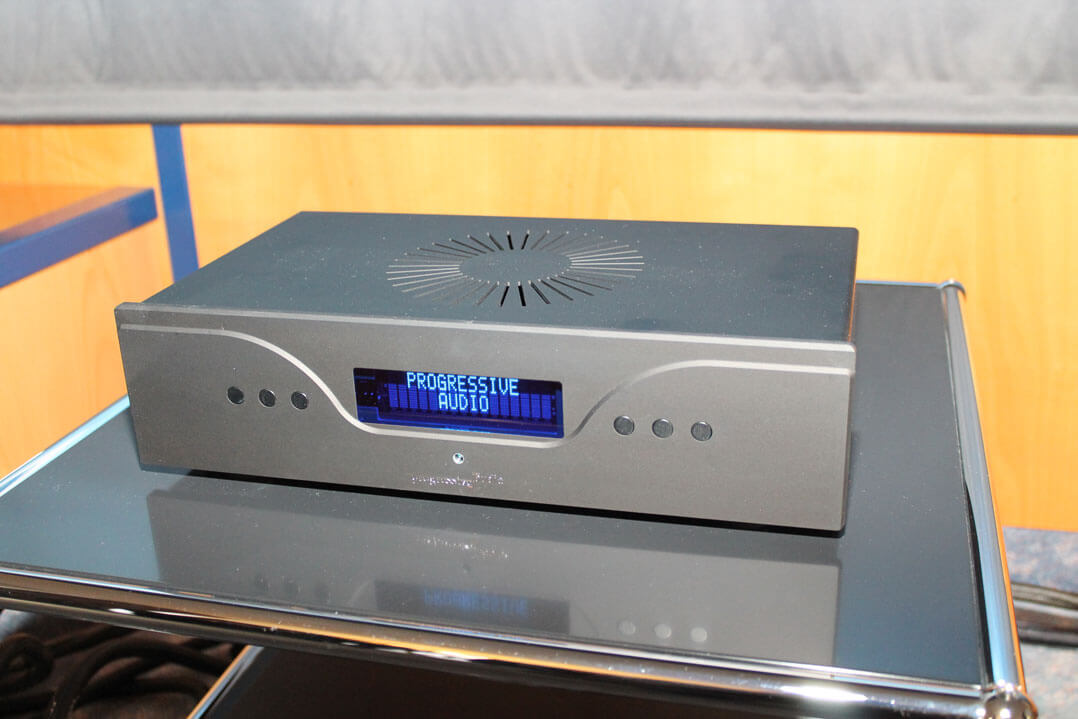 DAC von Progressive Audio