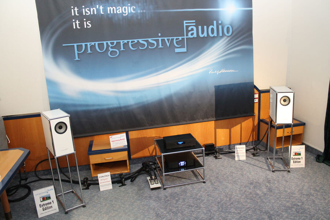 Progressive Audio