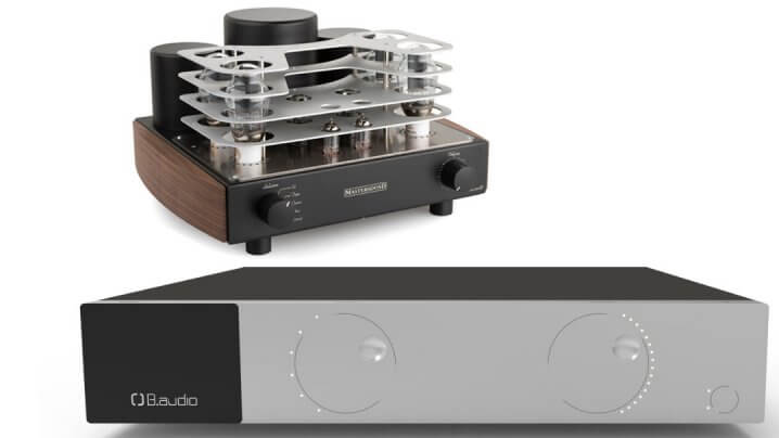 rb-audiovertrieb: B.audio & Mastersound