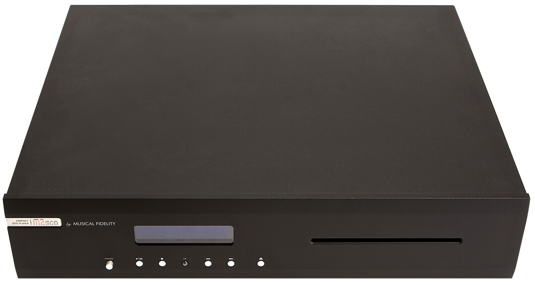 CD-Player Musical Fidelity M2scd