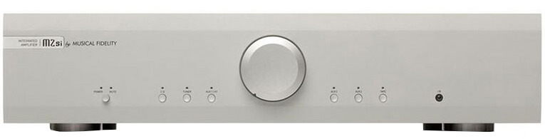Musical_Fidelity M2si in Silber