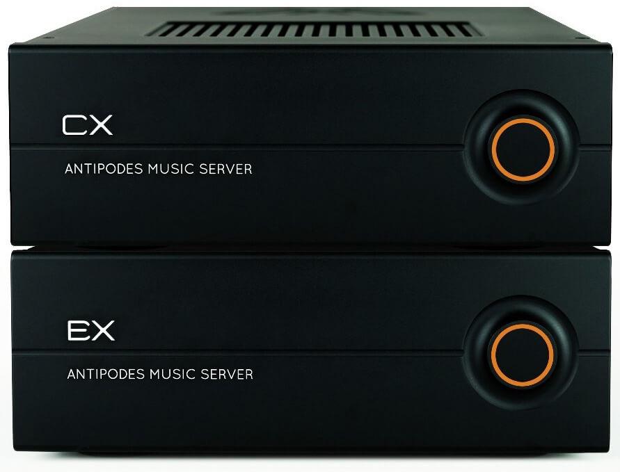 Antipodes CX und EX
