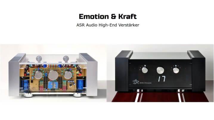 ASR Emitter Verstärker reloaded!