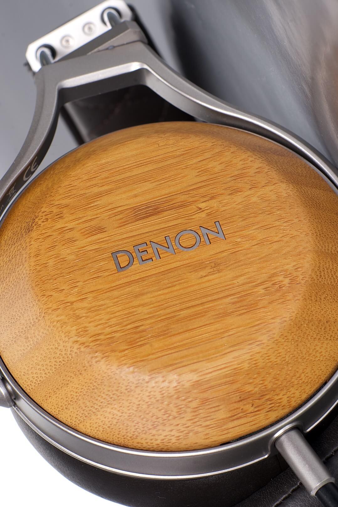 Denon AH-D9200 Kopfhörer Bambus