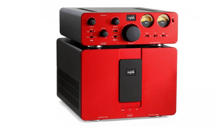 SPL Performer m1000 Crossover