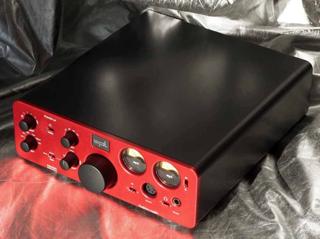 SPL Phonitor xe Front & Top
