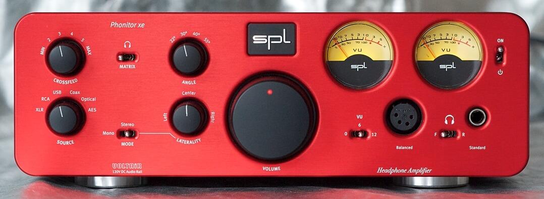 SPL Phonitor xe Logo