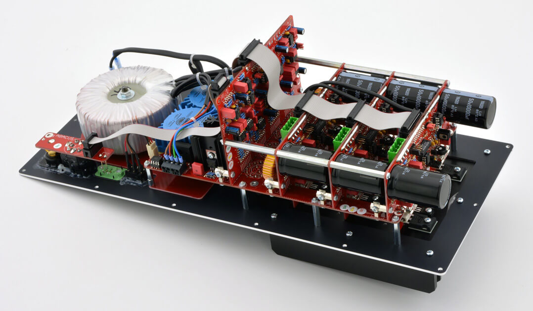Abacus Horn Verstärker-Elektronik